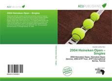 Обложка 2004 Heineken Open – Singles