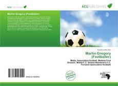 Martin Gregory (Footballer)的封面