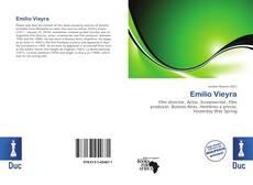 Portada del libro de Emilio Vieyra