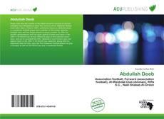 Bookcover of Abdullah Deeb