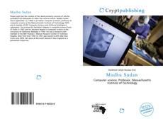 Bookcover of Madhu Sudan