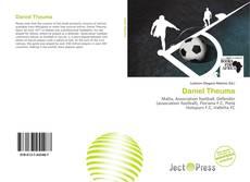 Capa do livro de Daniel Theuma