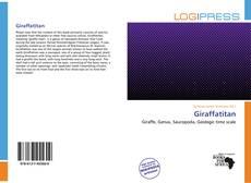 Borítókép a  Giraffatitan - hoz