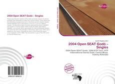 Capa do livro de 2004 Open SEAT Godó – Singles