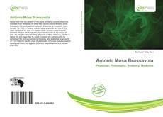 Portada del libro de Antonio Musa Brassavola