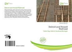 Copertina di Detroit and Howell Railroad