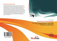Bookcover of Emmanuel Amuneke