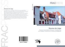 Portada del libro de Diocèse de Liège