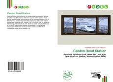 Bookcover of Canton Road Station