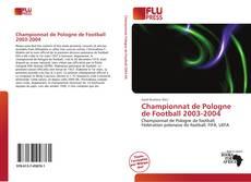 Borítókép a  Championnat de Pologne de Football 2003-2004 - hoz