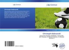 Bookcover of Christoph Dabrowski