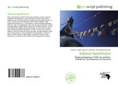 Bookcover of Sidoine Apollinaire