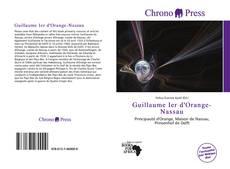 Bookcover of Guillaume Ier d'Orange-Nassau