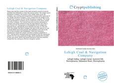 Portada del libro de Lehigh Coal & Navigation Company