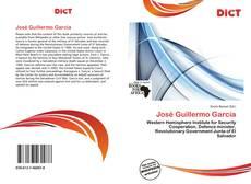 José Guillermo García的封面
