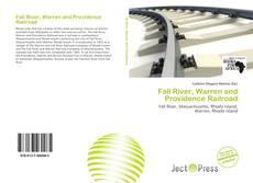 Обложка Fall River, Warren and Providence Railroad