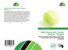 Borítókép a  2004 Forest Hills Tennis Classic – Singles - hoz