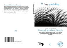 Capa do livro de Ezequiel Martínez Estrada