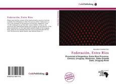 Buchcover von Federación, Entre Ríos