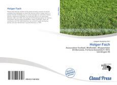 Обложка Holger Fach
