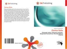 Bookcover of Carlos Solis