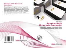 Couverture de American Battle Monuments Commission
