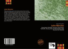 Bookcover of Julio Morales