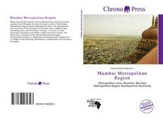 Bookcover of Mumbai Metropolitan Region