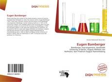 Buchcover von Eugen Bamberger