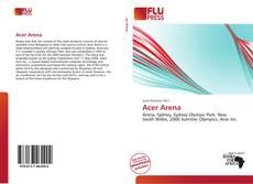 Capa do livro de Acer Arena