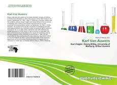 Copertina di Karl Von Auwers