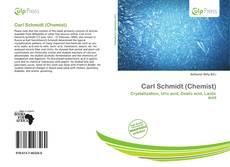 Buchcover von Carl Schmidt (Chemist)