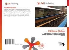 Buchcover von Elkšķene Station