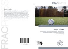 Buchcover von Bernd Franke