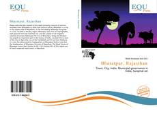 Bookcover of Bharatpur, Rajasthan