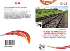 Bookcover of Hudson and Manhattan Railroad Powerhouse