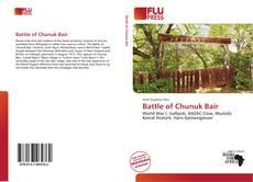 Borítókép a  Battle of Chunuk Bair - hoz