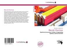 Bookcover of David Cheriton