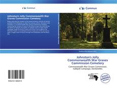 Capa do livro de Johnston's Jolly Commonwealth War Graves Commission Cemetery