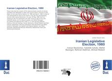 Обложка Iranian Legislative Election, 1980