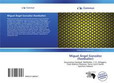 Miguel Ángel González (footballer)的封面