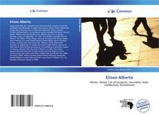 Capa do livro de Eliseo Alberto