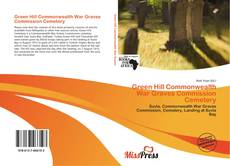 Portada del libro de Green Hill Commonwealth War Graves Commission Cemetery