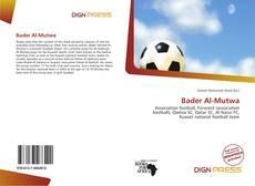 Bookcover of Bader Al-Mutwa