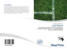 Buchcover von Joel Senior