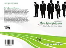 Portada del libro de Mario Echandi Jiménez