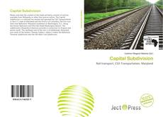 Capital Subdivision的封面