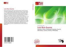 Luis Ruiz Suarez kitap kapağı