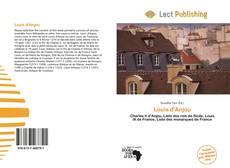 Louis d'Anjou kitap kapağı
