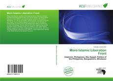 Bookcover of Moro Islamic Liberation Front